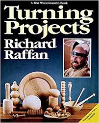 turning projects with richard raffan fine woodworking dvd