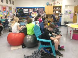 More Than Chairs: How Alberta Classrooms Are Going Outside The Box ... Debbieyoung2nd On Twitter Our Classroom Student Of The Week One What Would Google Do Newport Teacher Revamps Seating With Fxible Seating Nita Times Peace Out Handpainted Teacher Reading Rocking Chair Etsy 3700 Series Cantilever Chairs Schoolsin Buy Postura Plus Classroom Tts Options For Students Who Struggle Sitting Still Sensory Chair A Sensory For Austic Children Titan Navy Stack 18in Student 5 Real Things To Do When Is Failing Tame Desk Replaced By Ikea Couches Beanbags And