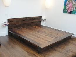diy queen platform bed frame home design