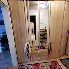 schlafzimmerschrank kleiderschrank 4 türig kiefer