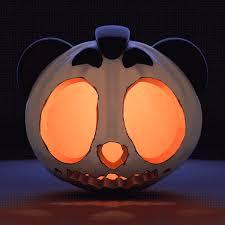Panda Pumpkin Designs by Nicopanda U2014 Andy Rolfes