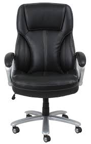 OFM Essentials High-Back Executive Chair & Reviews   Wayfair Boss Executive Button Tufted High Back Leatherplus Chair Bosschair China Adjustable Office Hxcr018 Guide How To Buy A Desk Top 10 Chairs Highback Modern Style Ergonomic Mesh Lovely Chesterfield Directors Oxblood Leather Captains Black Swivel With Synchro Tilt Shop Traditional Free Shipping Luxuary Mulfunctional Luxury Huntsville Fniture