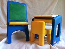 Little Tikes Desk With Lamp And Chair by Little Tikes Art Desk Ebay
