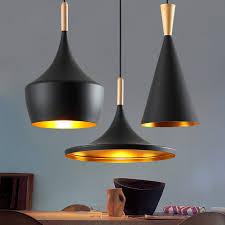 moderne holz design beat musical instrument hängen anhänger le vintage licht restaurant bar wohnzimmer esszimmer beleuchtung