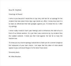 How To Write An Apology Letter Customer Apology Letter This Letter