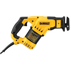 DEWALT 12 Amp pact Corded Reciprocating Saw DWE357 The Home Depot