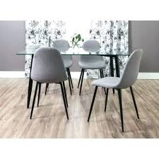 Montreal Dining Chairs Room Furniture Gorgeous Sets 5 Piece