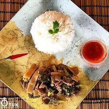 cuisiner un sauté de porc sauté de porc aux brocolis o tuk tuk food truck toulouse cuisine