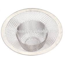 Mesh Sink Strainer With Stopper by Elements For Stainless Steel Kitchen Source Quality Elements For