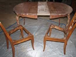 Revitalizing an Antique Dining Room Set Part 3 – FunCycled