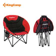 KingCamp Portable Lightweight Folding Chair Stool Fishing ...