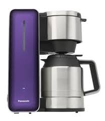 Panasonic Breakfast Collection NC ZF1H 8 Cup Stainless Steel Coffee Maker 1