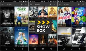 showbox app for android showbox app find for android showbox apk