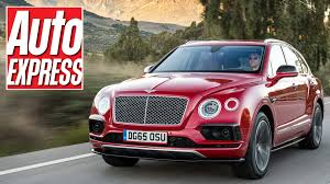 New Bentley Bentayga SUV Review - YouTube Black Matte Bentley Bentayga Follow Millionairesurroundings For Pictures Of New Truck Best Image Kusaboshicom Replica Suv Luxury 2019 Back For The Five Most Ridiculously Lavish Features Of The Fancing Specials North Carolina Dealership 10 Fresh Automotive Car 2018 Review Worth 2000 Price Tag Bloomberg V8 Bentleys First Now Offers Sportier Model Release Upcoming Cars 20 2016 Drive Photo Gallery Autoblog