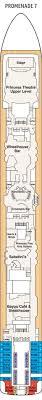 Star Princess Baja Deck Plan by Island Princess Overview