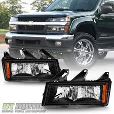 100 Gmc 4 Door Truck 2002012 Chevy Colorado GMC Canyon Pickup Headlights