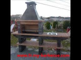 modele de barbecue exterieur barbecue en reconstituée barbecue jardin