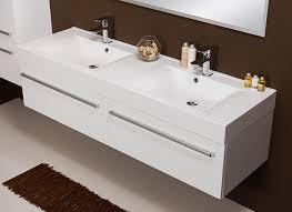 front und korpus graphit glänzend waschbecken und