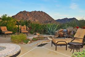 The Patio At Las Sendas by Desert Highlands Homes For Sale In Scottsdale Az Golf Homes