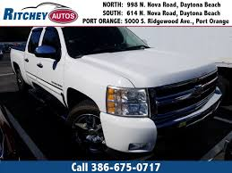 100 Used Trucks Melbourne Fl 2011 Chevrolet Silverado 1500 LT In Daytona Beach FL Ritchey