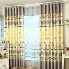 Yellow And Gray Window Curtains by Decorative Window Curtains With Fine Blackout Grey Online Dreamy