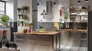 professionelle küche zu hause einrichten ikea deutschland