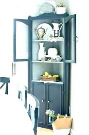 Tall Hutch Sideboards With Corner Hutches For Dining Room Incredible Rustic Cabinet Breathtaking And Buffets