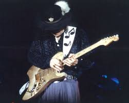 The Only Known Photo Of Guitar That Resulted From Work Stevie And Gordon Van Ekstrom Started In 1984 April 5th 1988 C Wayne Blagdon