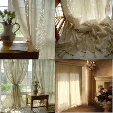 Country Valances For Living Room by French Country Curtains Promotion Shop For Promotional French