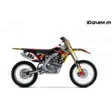 kit deco derbi rockstar kit deco rockstar makita series for suzuki rmz idgrafix