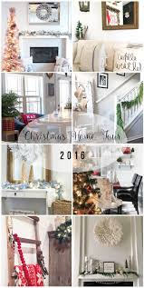 Stickman Death Living Room Hacked by A Cozy Christmas Tour Blog Hop Part 1 Simple Cozy Charm