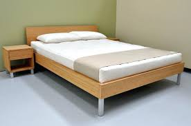 Bamboo Headboards For Beds by Walmart King Size Bed Frame How To Make A Bamboo Bed Twin Xl Wood