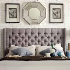 Velvet Headboard King Size by Bedroom Velvet Headboard King Bed Frame With Cushioned Headboard