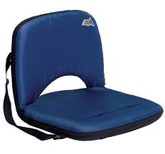 Stadium Chairs For Bleachers With Arms by Amazon Com Rio Adventure My Pod Seat Cool Blue Sports U0026 Outdoors