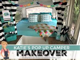 Katies Pop Up Camper Makeover