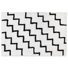 Bed Bath And Beyond Bathroom Rugs by Buy Black And White Bathroom Decor From Bed Bath U0026 Beyond