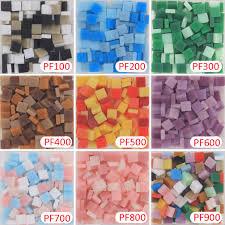 2018 pack mix translucent 5mm acrylic mosaic diy hobbies craft