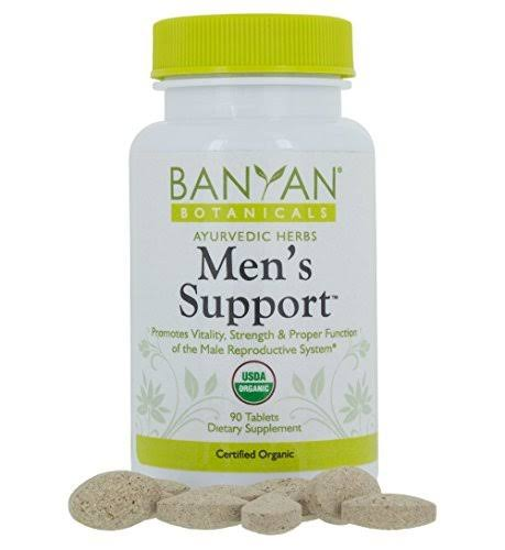 Banyan Botanicals Mens Support 500 mg 90 Tabs