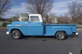 1957 Chevy Pickup Truck 3200 6-cyl 235 - Classic Chevrolet Other ... Chevrolet Other Pickups 3100 Cab Chassis 2door 1957 Chevrolet Collector Truck 6400 Top 10 Trucks Of 2010 Chevy Truck 55 Hot Rod Network Left Side Angle 59 Pick Up For Sale 2199328 Hemmings Motor News Stepside Pickup 3a3104 Pistons Pinterest Engine Install Duncans Speed Custom Chevytruck Ct7578c Desert Valley Auto Parts Rare Apache Shortbed Original V8 Big