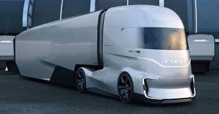 100 Future Ford Trucks Turkish Otosan Showed The Truck Of The Future FVision
