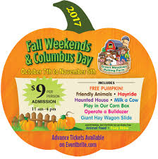 Columbus Pumpkin Patch by Green Meadows Farm Pumpkin Picking Tickets Multiple Dates