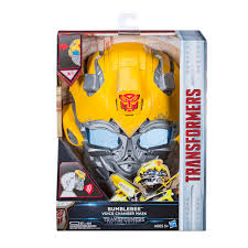 Halloween Voice Changer by Transformers The Last Knight Megatron And Bumblebee Voice Changer