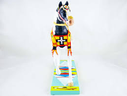 Crow Warrior's Pride - 1E - Summer 2015 Trail Of Painted Ponies - Native  American Tribal Collection - Resin Figurine Lovely Vintage Wooden Rocking Horse Sanetwebsite Restored Wood Rocking Horse Toy Chair Isolated Clipping Path Stock Painted Ponies Competitors Revenue And Employees Owler Rockin Rider Maverick Spring Chair Rocard This Is A Hand Crafted Made Out Of Pine Built Childs Personalized Rockers Childrens Custom Large White Spindle Rocker Nursery Fniture Child Children Spinwhi Fantasy Fields Knights Dragon Themed Kids Lady Bug 2 In 1 Baby Ride On Animal