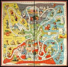 The Wonderful Game Of Oz 1921