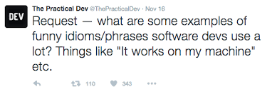 things programmers say dzone agile