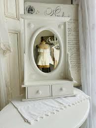 spiegelschrank shabby chic schrank spiegel aufbewahrung