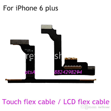 New Replacement Parts Fpc Lcd And Touch Screen Flex Cable Ribbon