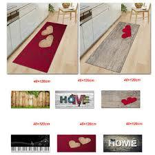 wohnzimmer bereich teppich läufer küche schlafzimmer rutschfest fußmatte 3d deko ebay
