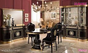 venus italienische klassische esszimmer stilev möbel