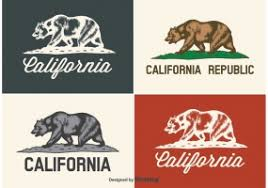 Flag State California Free Vector Graphic Art Download Found